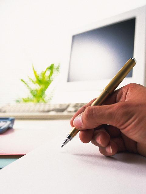 転職のための職務経歴書準備